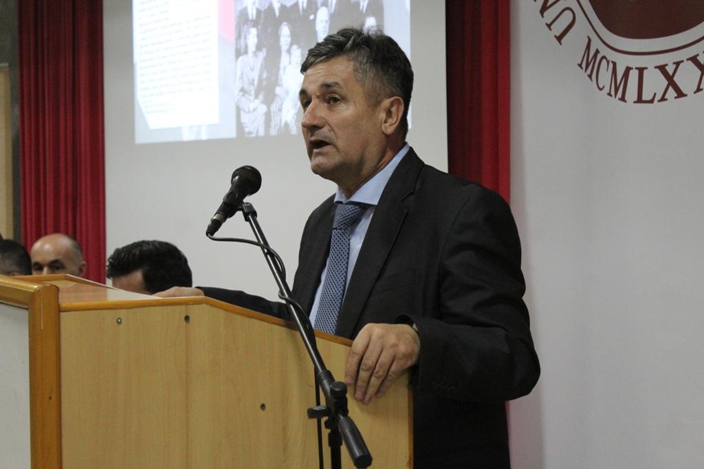 """Najava predavanja """"Kulturno naslijeđe – značaj identiteta države"""" prof.dr. Izeta Šabotića"""